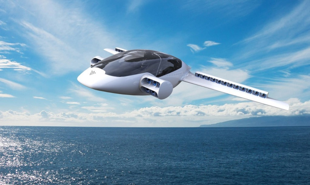 Lilium World S First Vertical Takeoff Personal Aircraft