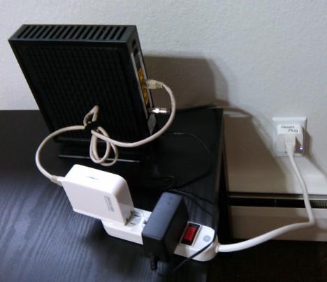 reset plug device