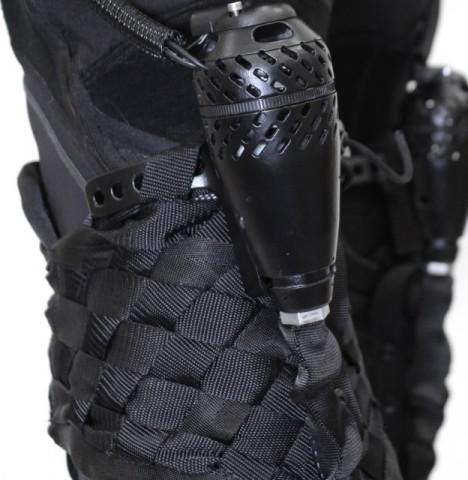 robotic suit pack