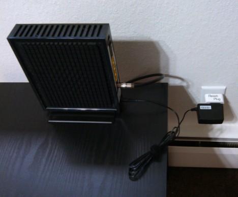 smart reset plug operation