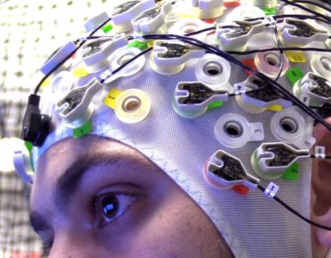 mind brain drone cap