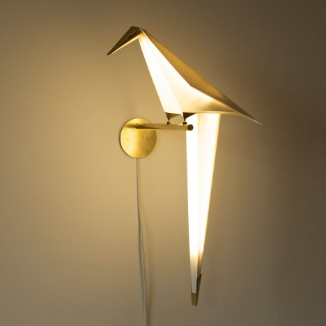 perch lamp