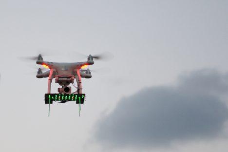 space-drones