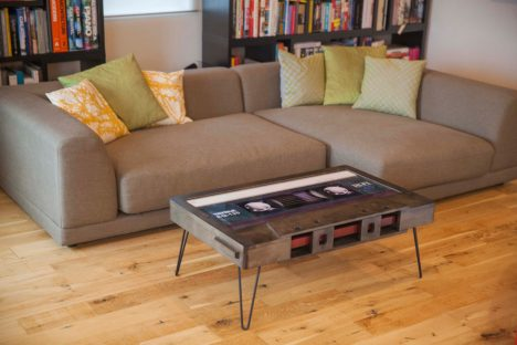 table-tape-living-room
