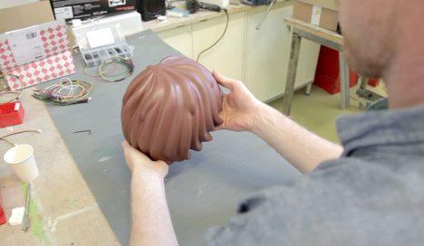 helmet-making