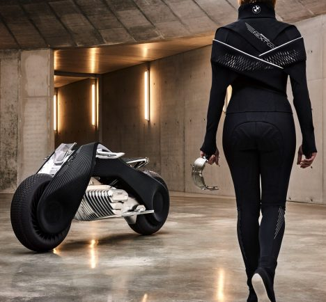 motorcycle-sleek