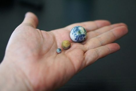 mini planet